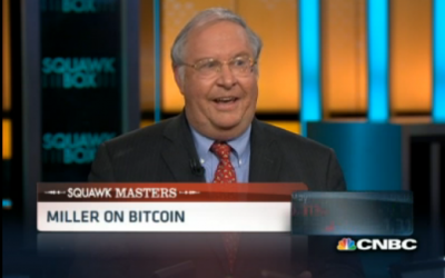 Famed Investor Bill Miller Explains Buying MicroStrategy Debt: It's the Bitcoin