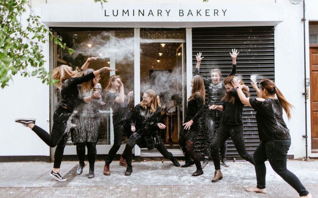 Flour power: the social enterprise that teaches disadvantaged women to bake