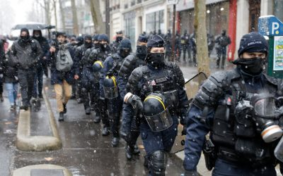 Groups Put French State on Legal Notice Over Police Racism