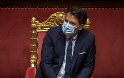 Italy's Prime Minister, Giuseppe Conte, Resigns After Weeks of Infighting