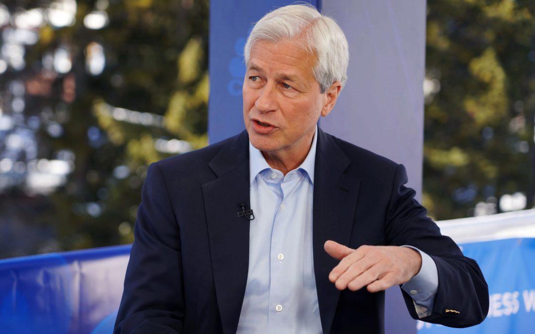 JPMorgan beats profit estimates on better-than-expected credit, trading revenue