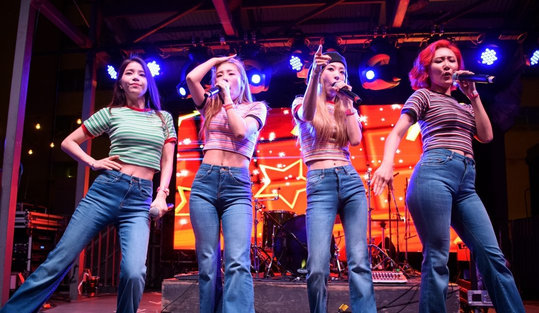 K-Pop Sensation Mamamoo to Mint Digital Collectibles on Polkadot
