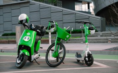 Lime adds shared electric mopeds to the mix