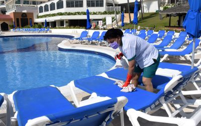 Mexico and Caribbean beach resorts offer Covid tests for new U.S. travel requirements
