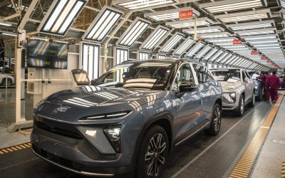 Nio is the 'heir apparent' in China's EV world, says Nomura, seeing nearly 40% upside ahead