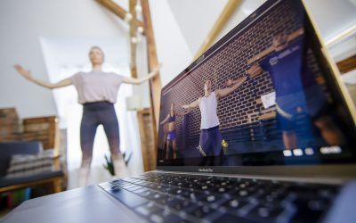 Peloton, Lululemon, Apple and others are betting the fitness-at-home shift is here to stay