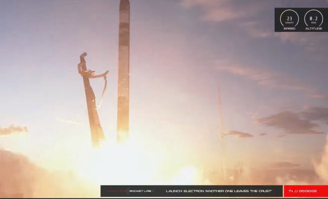 Rocket Lab completes its first rocket launch of 2021 and 18th mission overall