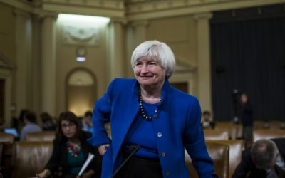 Senate Confirms Janet Yellen as US Treasury Secretary