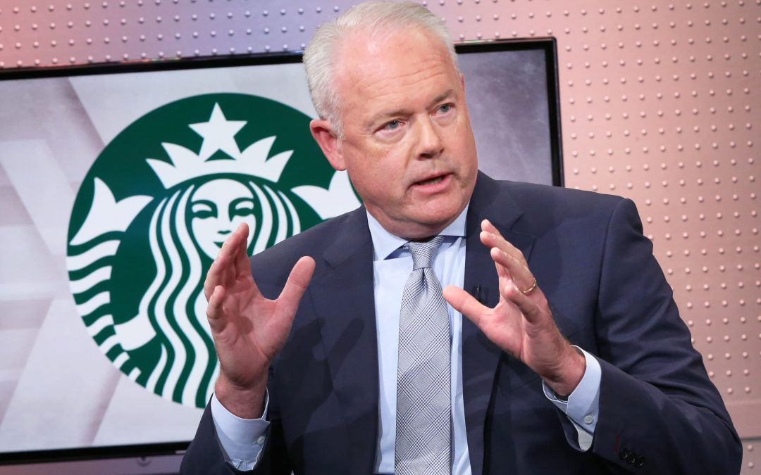 Starbucks pledges $100 million to help small businesses and Black communities