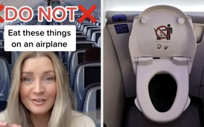 This TikTok Flight Attendant Revealed What You Should Never Drink On A Plane, And It's So Nasty