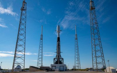 Watch SpaceX's first dedicated rideshare rocket launch live, carrying a record-breaking payload of satellites