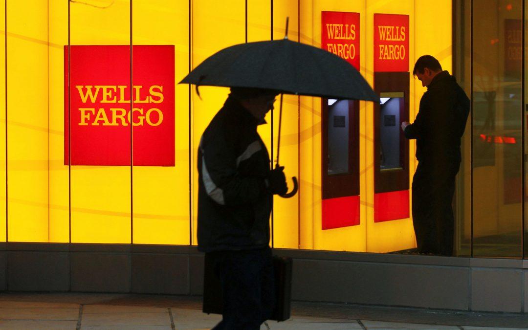 Wells Fargo shares slide after fourth-quarter revenue falls short of expectations