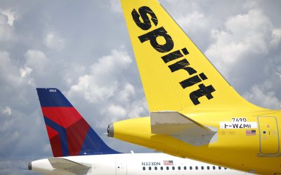 What happened to ultra-low cost carrier Spirit Airlines