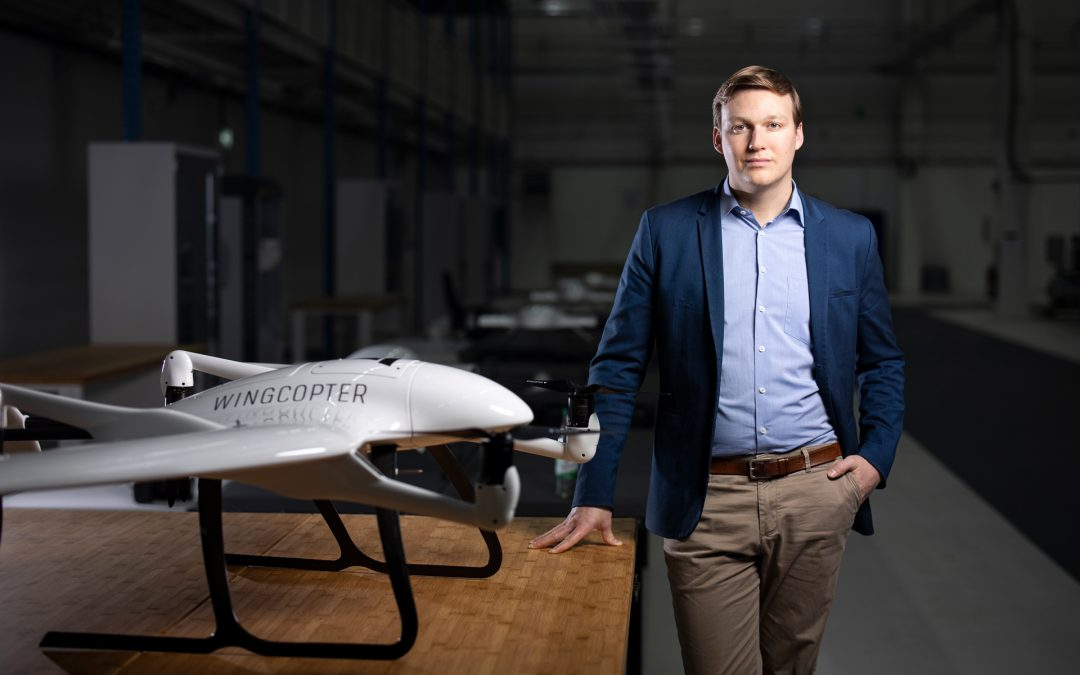 Wingcopter raises $22 million to expand to the U.S. and launch a next-generation drone