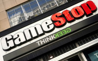 GameStop shares soar more than 100% amid executive shuffle