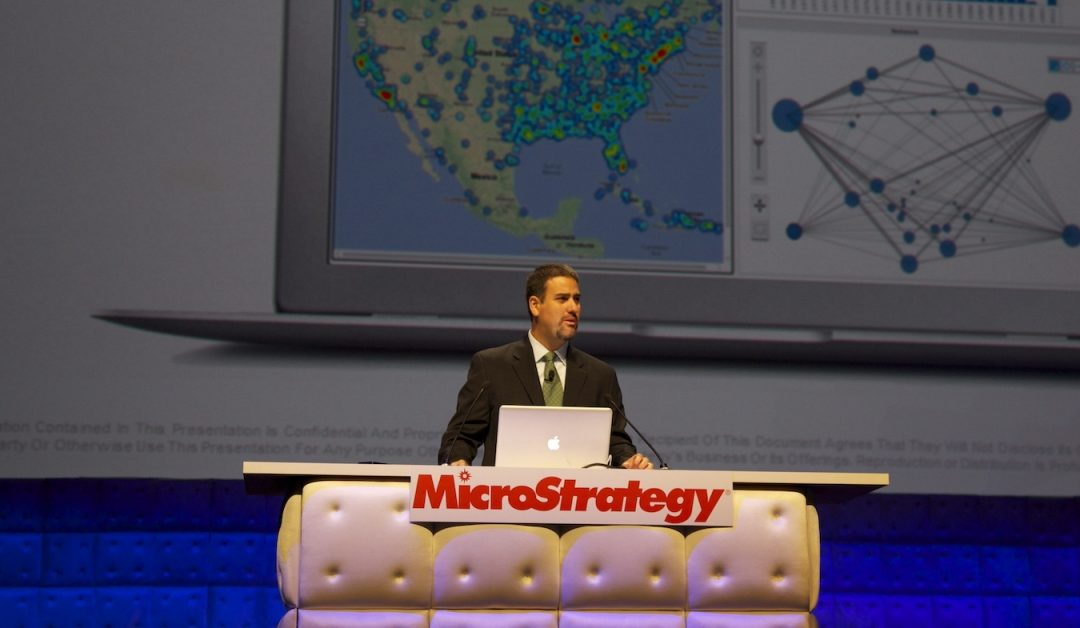 MicroStrategy Begins Hiring for Bitcoin Data Product