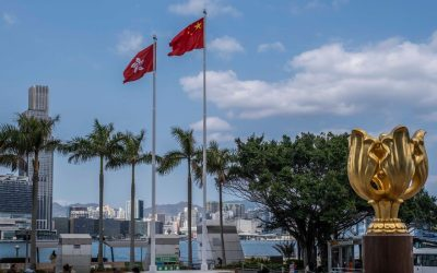 To Build Loyalty to China, Hong Kong Rewrites History