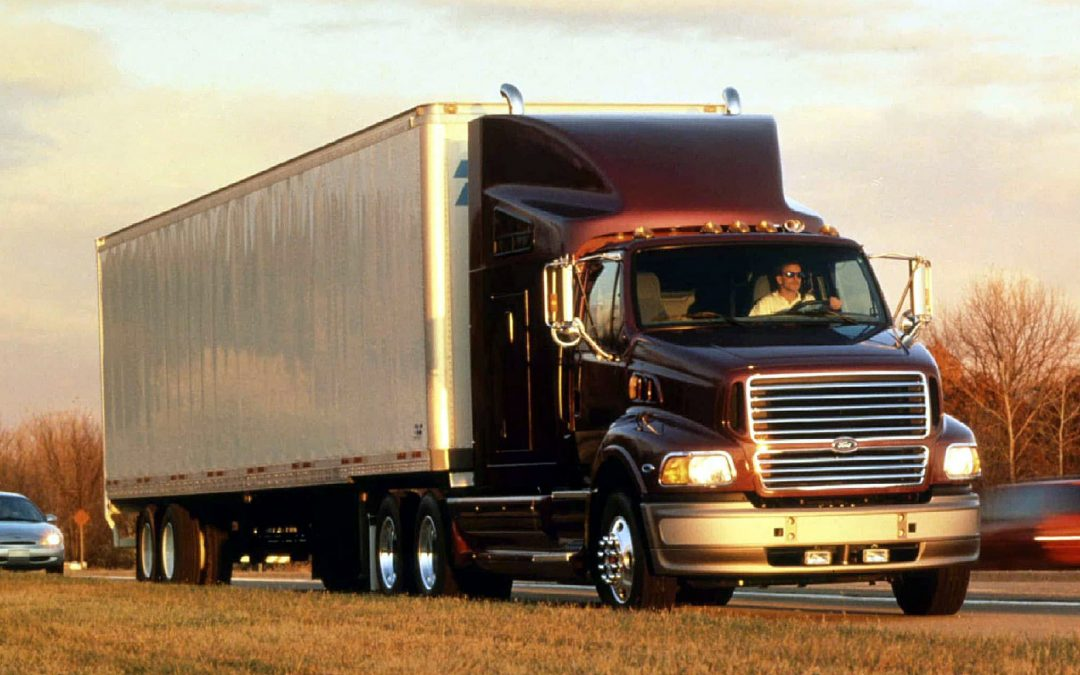 Trucking companies are offering full benefits and $50,000 pay to combat driver shortage