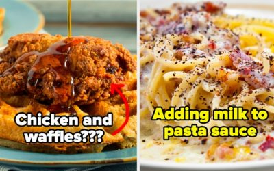 20 American Foods That Make Complete Sense To Americans But Absolutely No Sense To Anyone Else