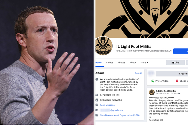 Hundreds Of Far-Right Militias Are Still Organizing, Recruiting, And Promoting Violence On Facebook