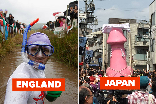 15 Of The Most Unusual And Amazing Festivals You Might Not Have Heard Of