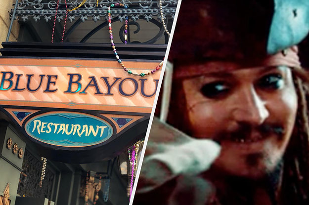 Disneyland's Blue Bayou Restaurant Is Going To Start Serving Alcohol (And I'm Already Making My Reservation)