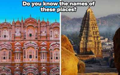 Only School Toppers Will Be Able To Score 8/14 In This Indian Landmarks Quiz