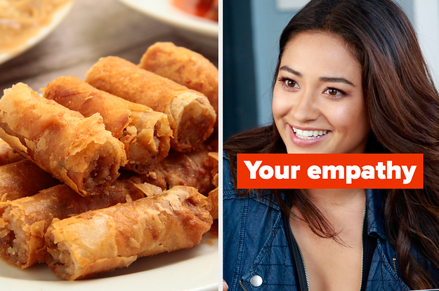 Eat A Filipino Feast And We'll Reveal Your Best Hidden Quality