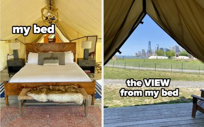 I Went Glamping In Manhattan: This Is What I Thought