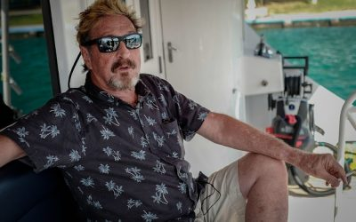 John McAfee Was Found Dead In A Spanish Jail Hours After A Court Ruled He'd Be Extradited To The US