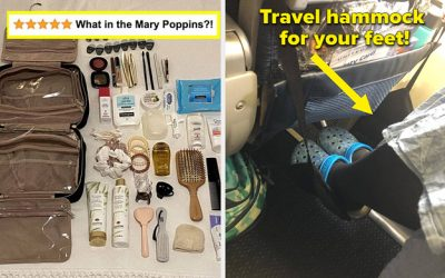37 Travel Products That May Cost A Little Extra But Will Be *Totally* Worth It On Your Next Trip