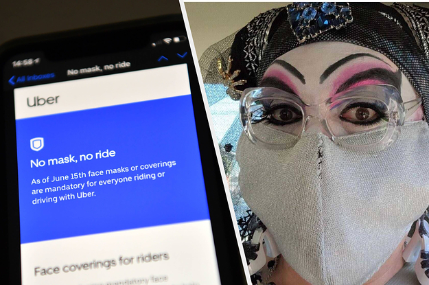 A Pandemic Safety Feature On Uber And Lyft Is Getting Abused To Scam Drivers And Discriminate Against Passengers