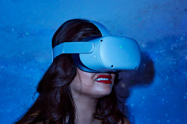 Can Virtual Reality Fix My Fear Of Space?
