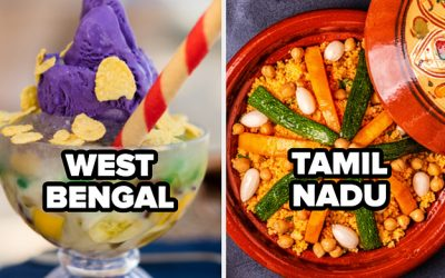 Eat Some International Food And We'll Reveal Which Indian State You Should Actually Live In