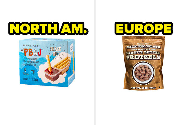 Eat Some Trader Joe's Snacks And We'll Reveal Which Continent You Should Move To