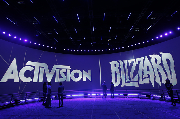 This Is How Streamers Are Reacting To The Activision Blizzard Discrimination Lawsuit