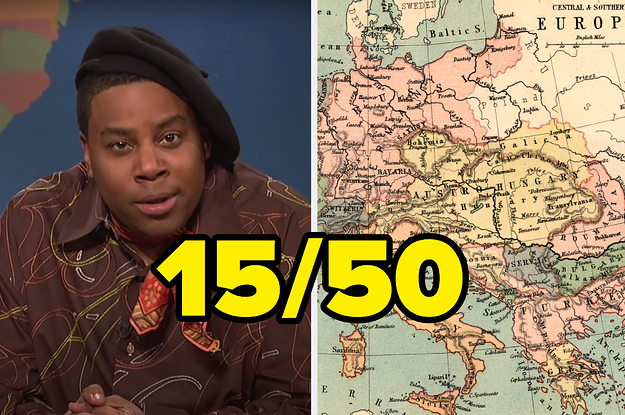 I Highly Doubt You Know Just 15 Capitals Of The 50 European Countries