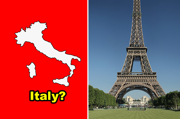 If You Can Name Just 4/17 Countries By Their Famous Landmarks, You're Genuinely Smart