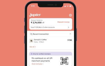 Nubank co-leads $45 million investment in Indian neobank Jupiter