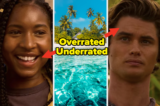 """Plan A Caribbean Adventure And We'll Reveal Which Underrated And Overrated """"Outer Banks"""" Character Combo You Are"""