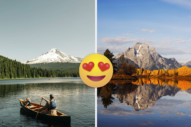 What's A National Park That You Think Everyone Should Visit At Least Once In Their Lives?