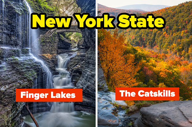 19 Of The Very Best Hiking Trails And Outdoor Adventures All Over New York State