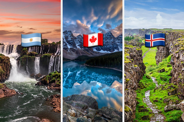 22 Incredibly Beautiful National Parks Around The World You'll Want To Add To Your Travel Bucket List