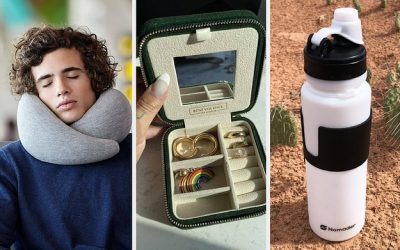 28 Perfectly Packable Things You Probably Need For Your Next Trip