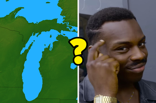 There Are Five Great Lakes In North America — How Many Can You Name?
