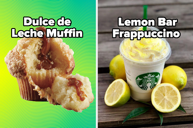 19 Food And Drink Items From Starbucks In Latin American Countries That We Need In The US Immediately