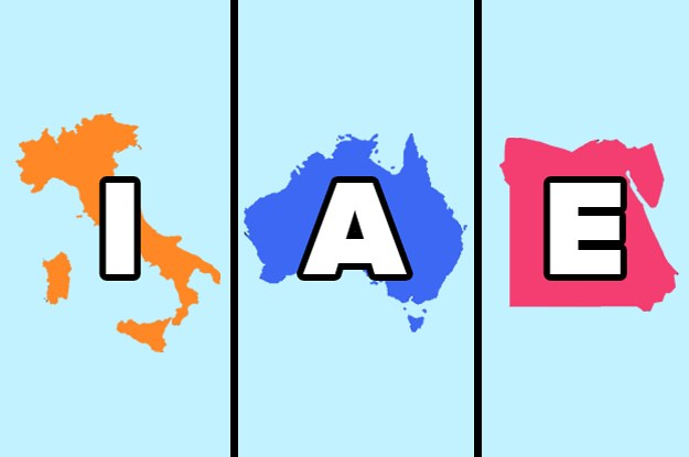 Can You Name All 195 Countries By Letter? I'll Be Seriously Impressed If You Do