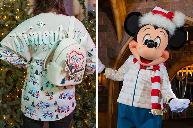Halloween Isn't Even Here Yet, But Disneyland Resort Is Gearing Up For Christmas – Here's A Sneak Peek