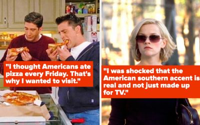 Non-Americans Are Sharing The Misconceptions They Had About The US Before Visiting, And I'm Laughing At A Lot Of These