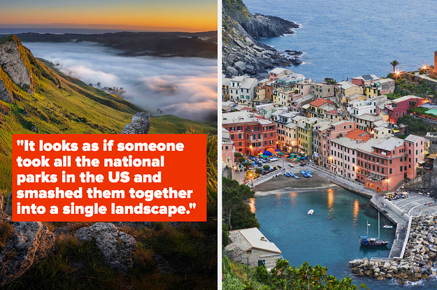 People Are Sharing The Single Most Beautiful Place They've Ever Traveled, And My Wanderlust Level Is Off The Charts